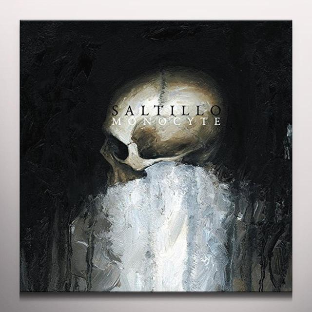 Saltillo MONOCYTE Vinyl Record - White Vinyl