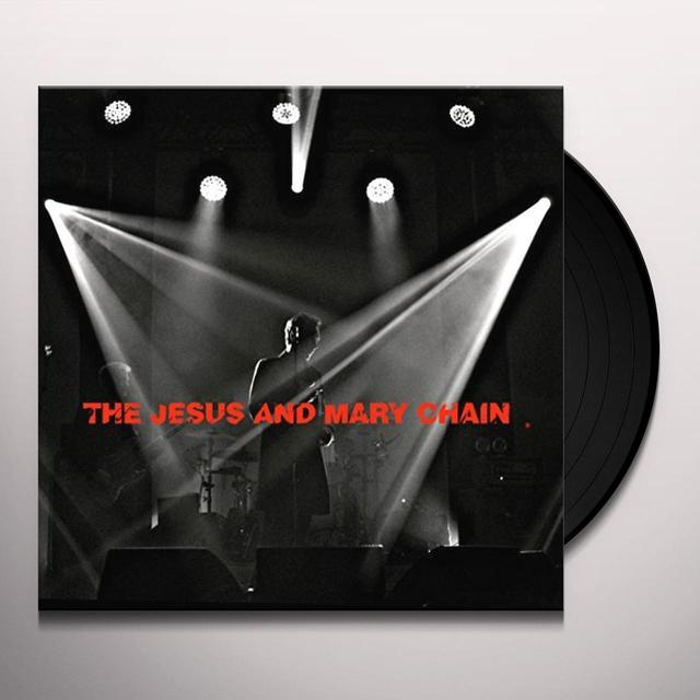 Jesus & Mary Chain LIVE AT BARROWLANDS Vinyl Record