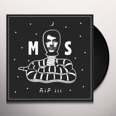 Michael Stasis RIP III Vinyl Record - UK Release