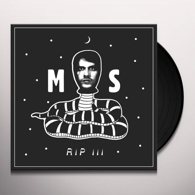 Michael Stasis RIP III Vinyl Record - UK Import