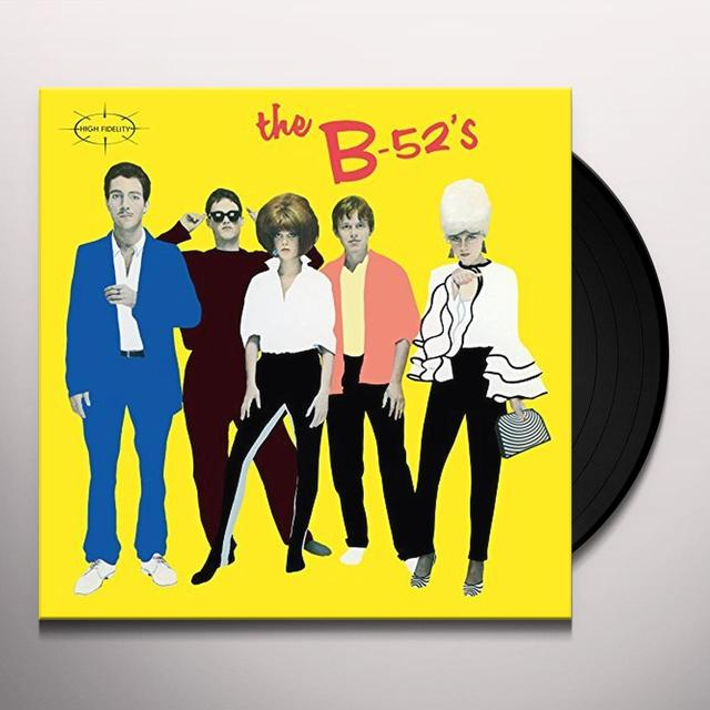 B-52'S Vinyl Record - Holland Import