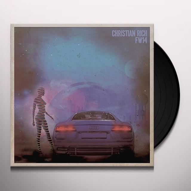 Christian Rich FW14 Vinyl Record - UK Import
