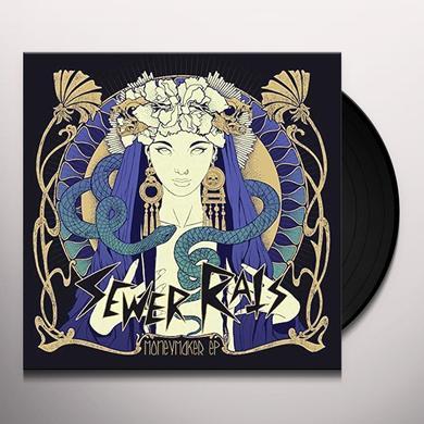 SEWER RATS MONEYMAKER EP Vinyl Record - UK Import
