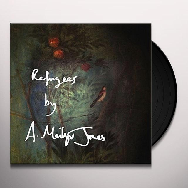 Meilyr Jones REFUGEES/BIRDS Vinyl Record - UK Import