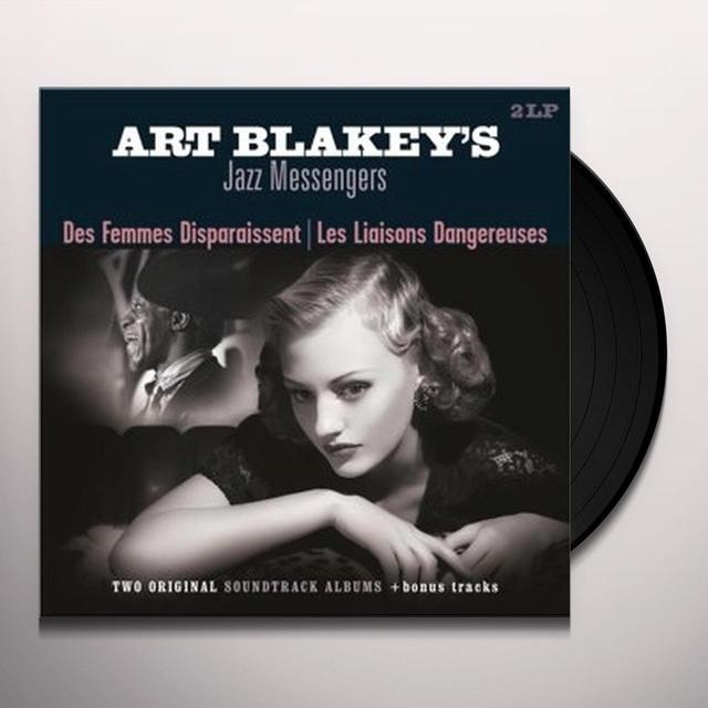 DES FEMMES DISPARAISSENT / LES LIAISONS DANGEREUSE Vinyl Record