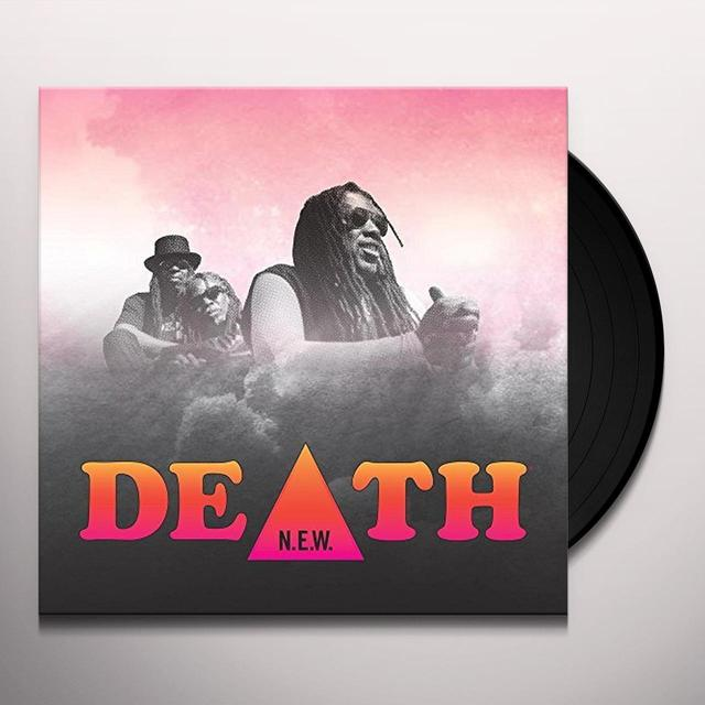Death N.E.W. Vinyl Record - UK Import