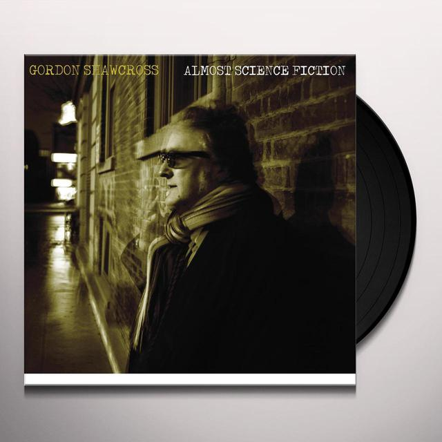 Gordon Shawcross ALMOST SCIENCE FICTION Vinyl Record