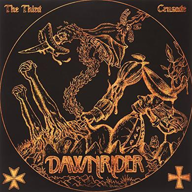 DAWNRIDER THE THIRD CRUSADE (PICTURE DISC) Vinyl Record