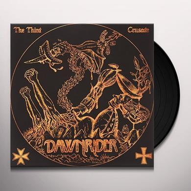 DAWNRIDER THE THIRD CRUSADE (PICTURE DISC) Vinyl Record