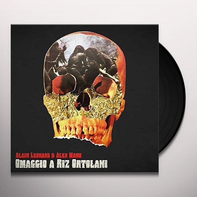 Alain Leonard / Alex Wank OMAGGIO RIZ ORTOLANI Vinyl Record - UK Import
