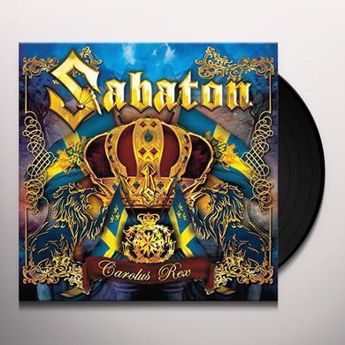 Sabaton CAROLUS REX Vinyl Record