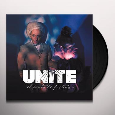 Africa Unite IL PUNTO DI PARTENZA Vinyl Record - UK Import