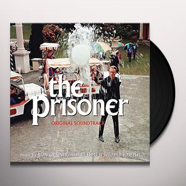 PRISONER: O.S.T. (UK) PRISONER: O.S.T. Vinyl Record