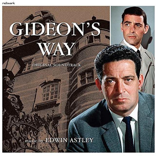 GIDEON'S WAY / O.S.T. (UK) GIDEON'S WAY / O.S.T. Vinyl Record