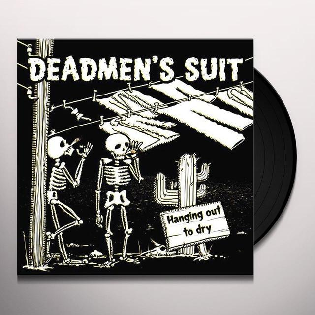 DEADMEN'S SUIT HANGING OUT TO DRY (TRANSPARENT RED VINYL) Vinyl Record - UK Import