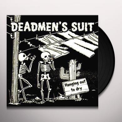 DEADMEN'S SUIT HANGING OUT TO DRY (TRANSPARENT RED VINYL) Vinyl Record