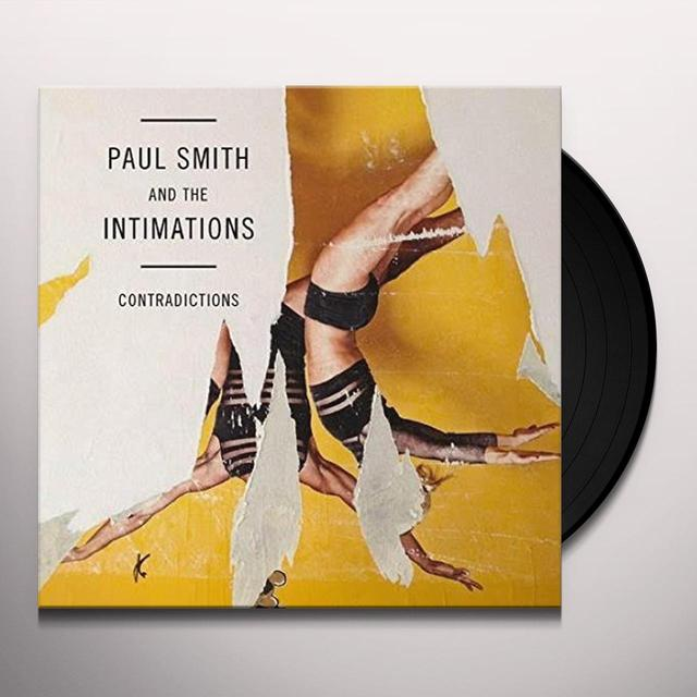 Paul Smith and the Intimations CONTRADICTIONS Vinyl Record - UK Import