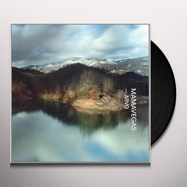 MAMAVEGAS ARVO Vinyl Record - Italy Import