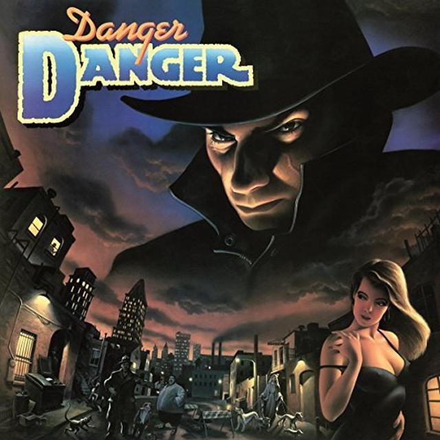 DANGER DANGER Vinyl Record - Holland Import