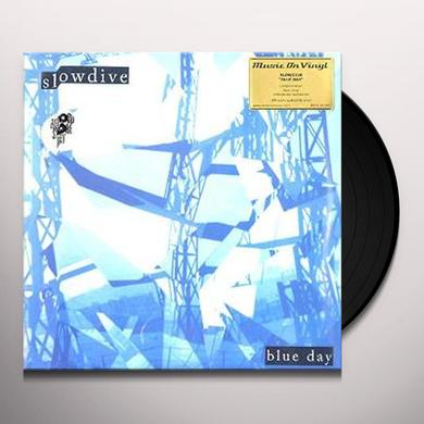 Slowdive BLUE DAY Vinyl Record - Holland Import