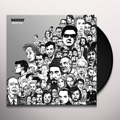 Ratatat MAGNIFIQUE Vinyl Record