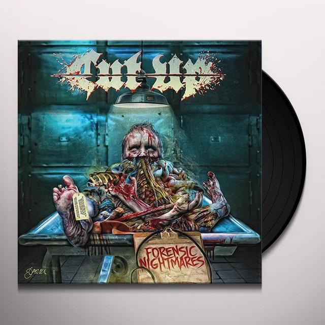 CUT UP FORENSIC NIGHTMARES Vinyl Record - UK Import