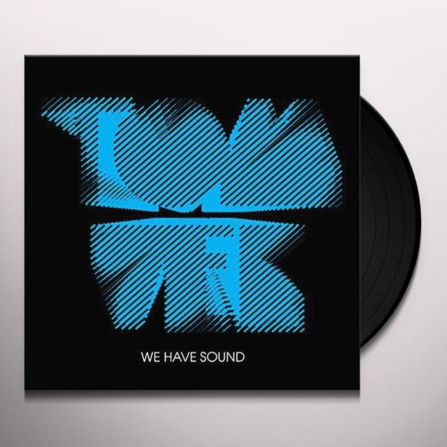Tom Vek WE HAVE SOUND Vinyl Record - UK Import