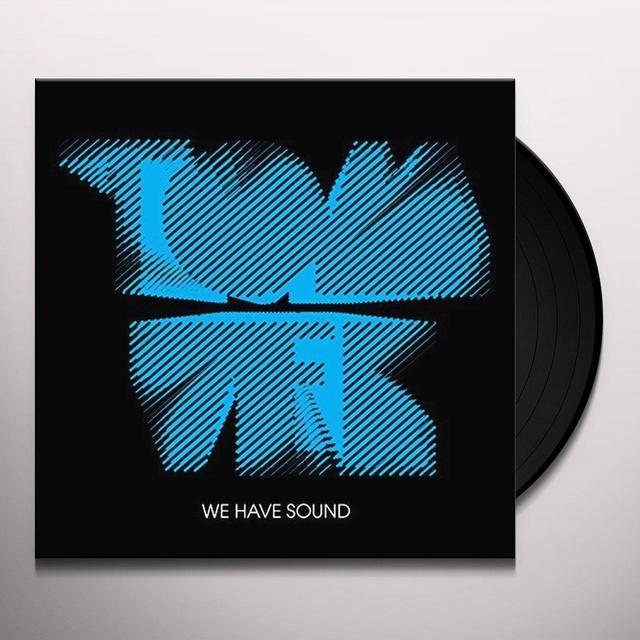 Tom Vek WE HAVE SOUND Vinyl Record - UK Release