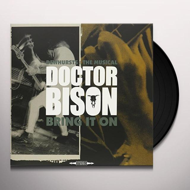 DOCTOR BISON DEWHURTS : MUSICAL / BRING IT ON(2LP+CD) Vinyl Record - UK Import