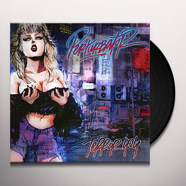 Perturbator TERROR 404 Vinyl Record - UK Import