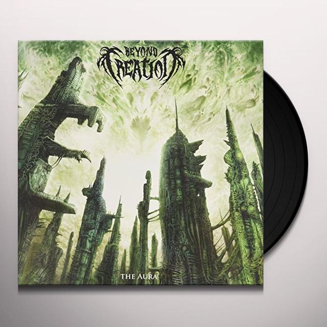 BEYOND CREATION AURA Vinyl Record - UK Import