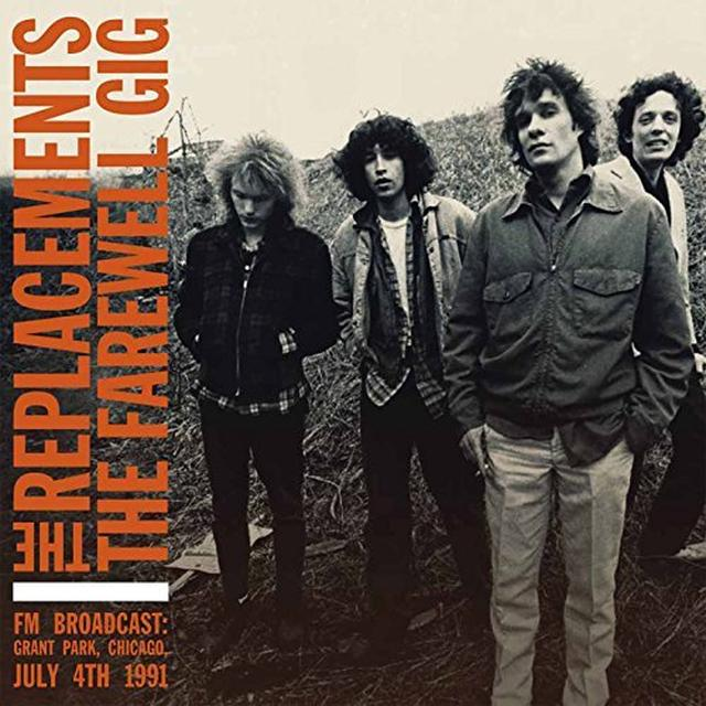 The Replacements FAREWELL GIG Vinyl Record