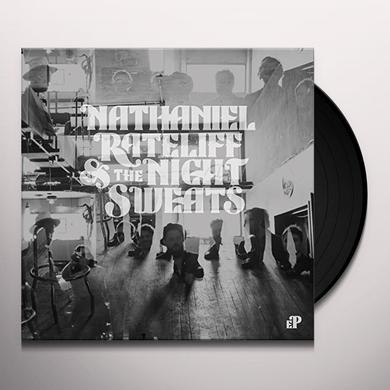 Nathaniel Rateliff & The Night Sweats EP Vinyl Record - UK Import