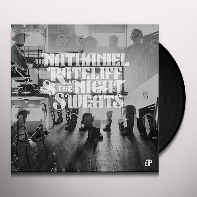 Nathaniel Rateliff & The Night Sweats EP Vinyl Record - UK Import