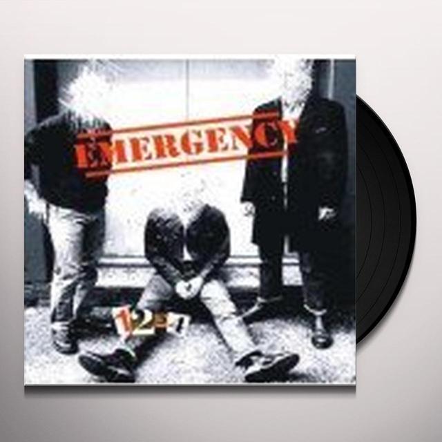 emergency 1234 Vinyl Record - UK Import