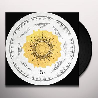 Leif LIFE THROUGH ANALOGIES Vinyl Record - UK Import