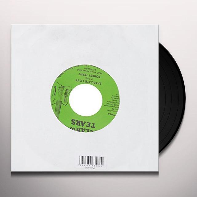 Forest Terry SATELLITE-LOVE Vinyl Record - UK Import