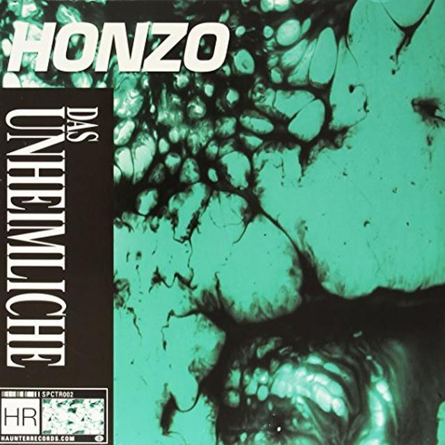 HONZO DAS UNHEIMLICHE Vinyl Record - UK Import