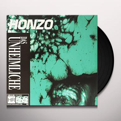 HONZO DAS UNHEIMLICHE Vinyl Record - UK Import