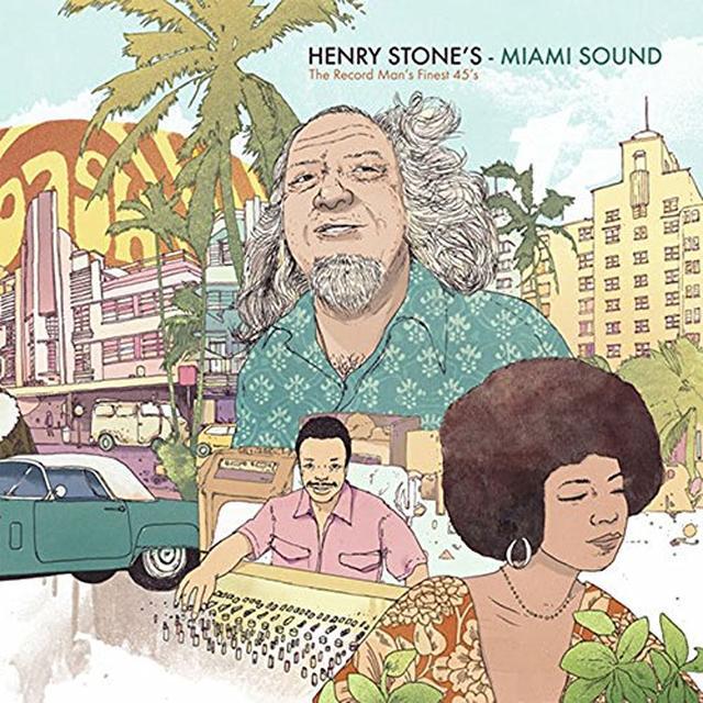 HENRY STONE'S MIAMI SOUND -RECORD MAN'S FINEST 45S