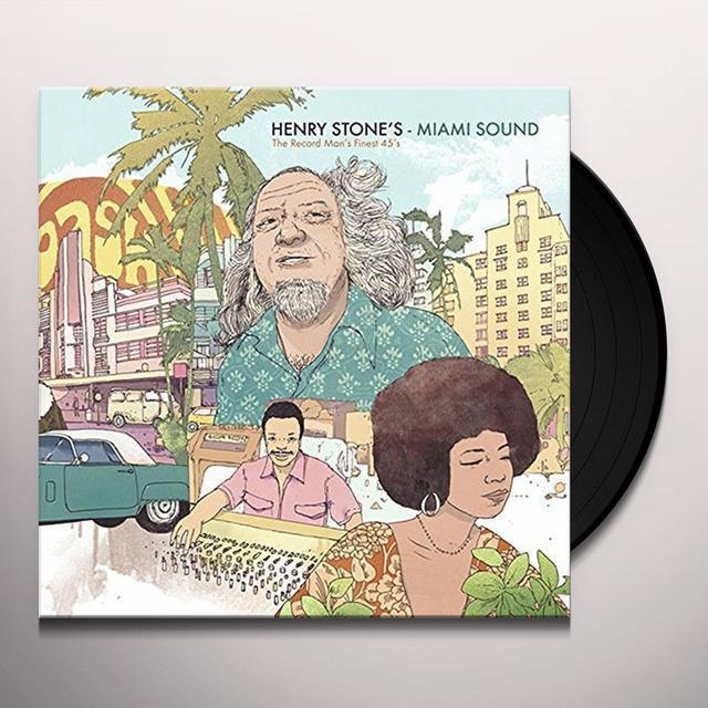 HENRY STONE'S MIAMI SOUND -RECORD MAN'S FINEST 45S Vinyl Record