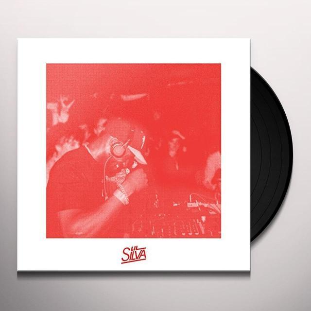 Lil Silva DRUMATIC Vinyl Record - UK Import