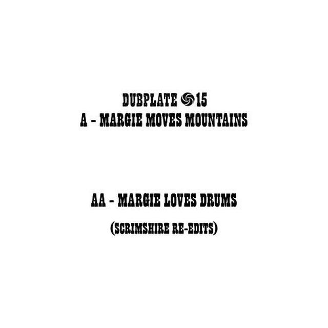 Scrimshire Edits MARGIE MOVES MOUNTAINS Vinyl Record