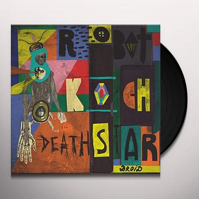 Robot Koch DEATH STAR DROID DELUXE EDITION Vinyl Record - UK Import