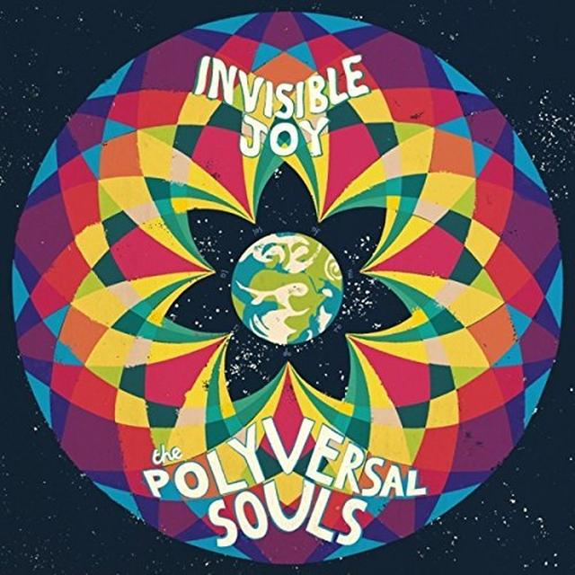 The Polyversal Souls INVISIBLE JOY Vinyl Record