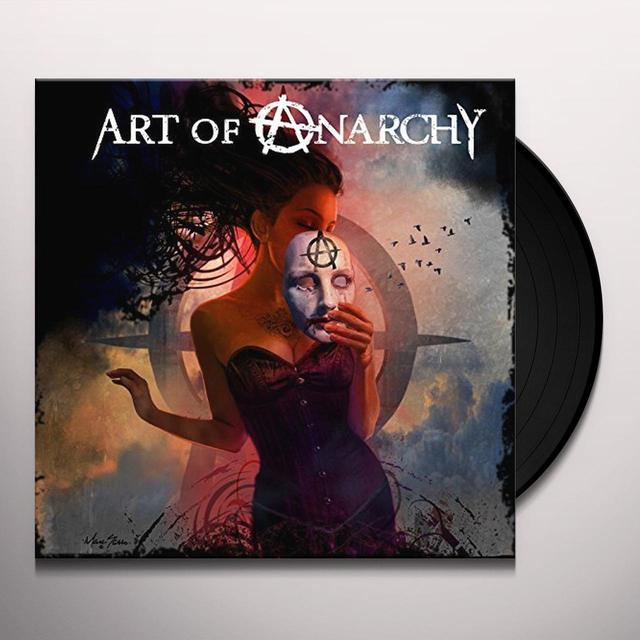 ART OF ANARCHY (FEAT SCOTT WEILAND) ART OF ANARCHY Vinyl Record - UK Import