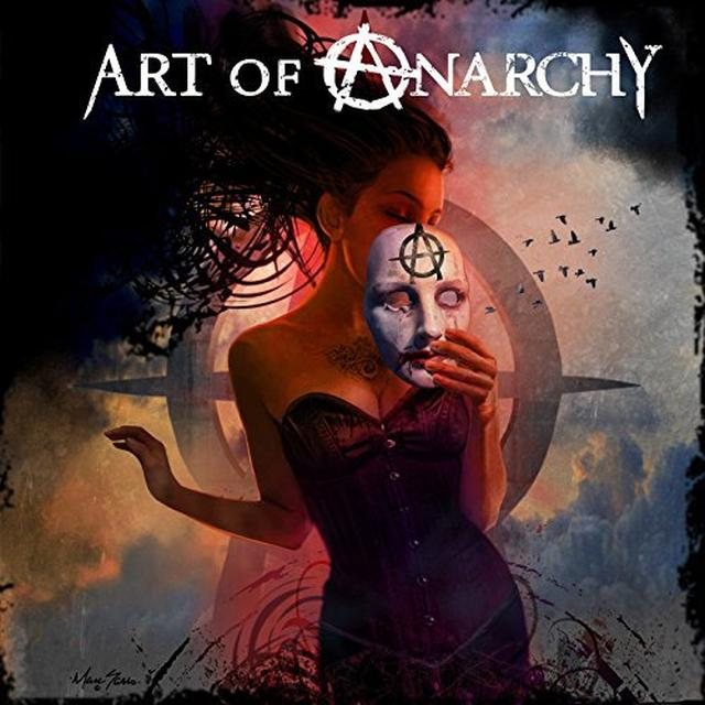 ART OF ANARCHY (FEAT SCOTT WEILAND) ART OF ANARCHY Vinyl Record - UK Import