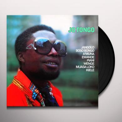 JO TONGO Vinyl Record