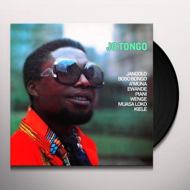 JO TONGO Vinyl Record - UK Import