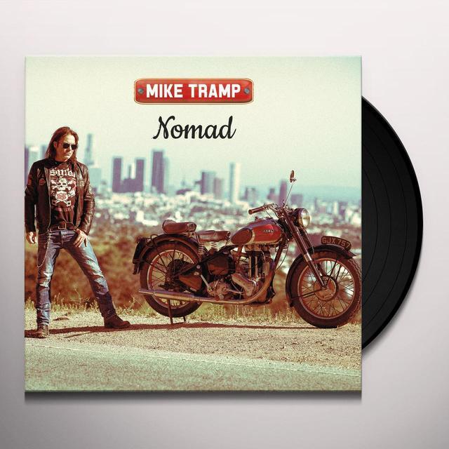 Mike Tramp NOMAD Vinyl Record - UK Import